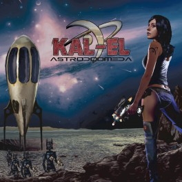KAL-EL - Astrodoomeda (CD)
