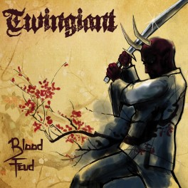 TWINGIANT - Blood Feud (CD)