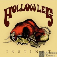 HOLLOW LEG - Instinct (CD)