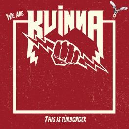 KVINNA - This is Turborock (CD)
