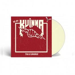 """KVINNA - This is Turborock (12""""ep)"""