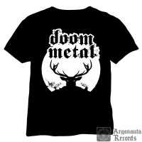Doom Metal Logo (T-Shirt)
