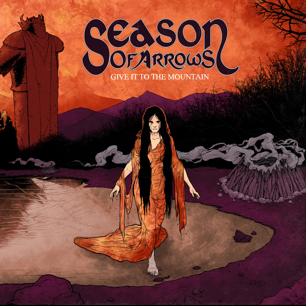 season of arrows cover art