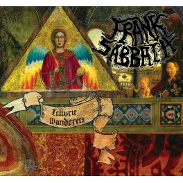 FRANK SABBATH - Telluric Wanderers (CD)