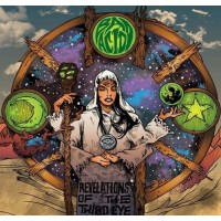 BAD ACID - Revelations of the Third Eyes (CD)