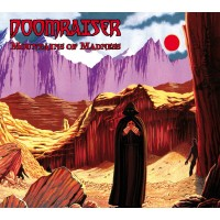 DOOMRAISER - Mountains of Madness (CD)