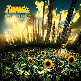 """KAYLETH - Space Muffin """"Rusty Edition"""" (CD)"""