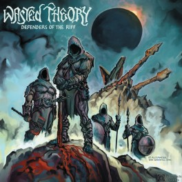 WASTED THEORY - Defenders... (CD)