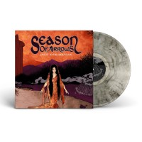"SEASON OF ARROWS - Give It to the Mountain (LP ""Smokey Grey"")"