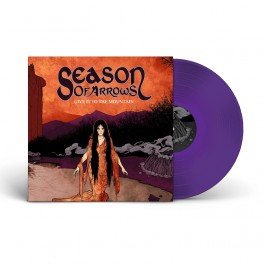 "SEASON OF ARROWS - Give It to the Moutnain (LP ""Purple"")"