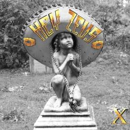 HEY ZEUS - X (LP)