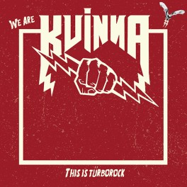 KVINNA - This is Turborock (CD)