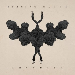 BURNING GLOOM - Amygdala (CD)
