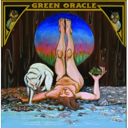 GREEN ORACLE - S/t (CD)