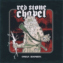 RED STONE CHAPEL - Omega Boombox (CD)