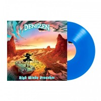 DENIZEN - High Winds Preacher (LP)