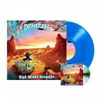DENIZEN - High Winds Preacher (LP + CD)