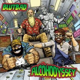 BLUTBAD - Alcohodyssey (CD)