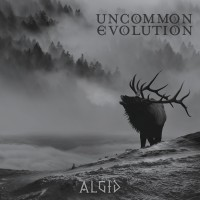 UNCOMMON EVOLUTION - Algid (CD)