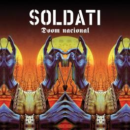 SOLDATI - Doom Nacional (CD)