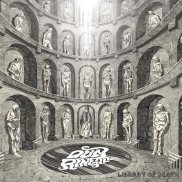 DUN RINGILL - Library of Death (CD)