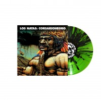 LOS NATAS - Corsario Negro (LP COLOURED)