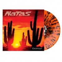 LOS NATAS - Delmar (COLORED LP + A3 POSTER)