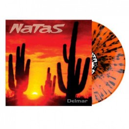 LOS NATAS - Delmar (COLORED LP - PREORDER)