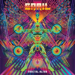 SNAIL - Fractal Altar (CD)