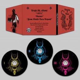 SERGIO CH. (Los Natas / Soldati) - III (3CD BOX - PREORDER)