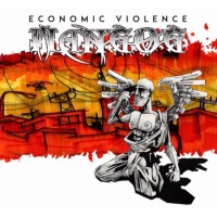 MANGOG - Economic Violence (CD - PREORDER)