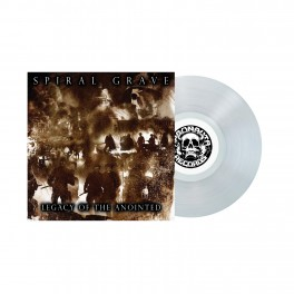 SPIRAL GRAVE - Legacy of the Anointed (COLORED VINYL)