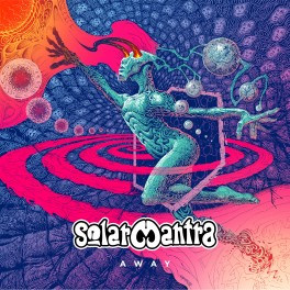 SOLAR MANTRA - Away (CD)