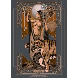 LA PAPESSA (Poster)