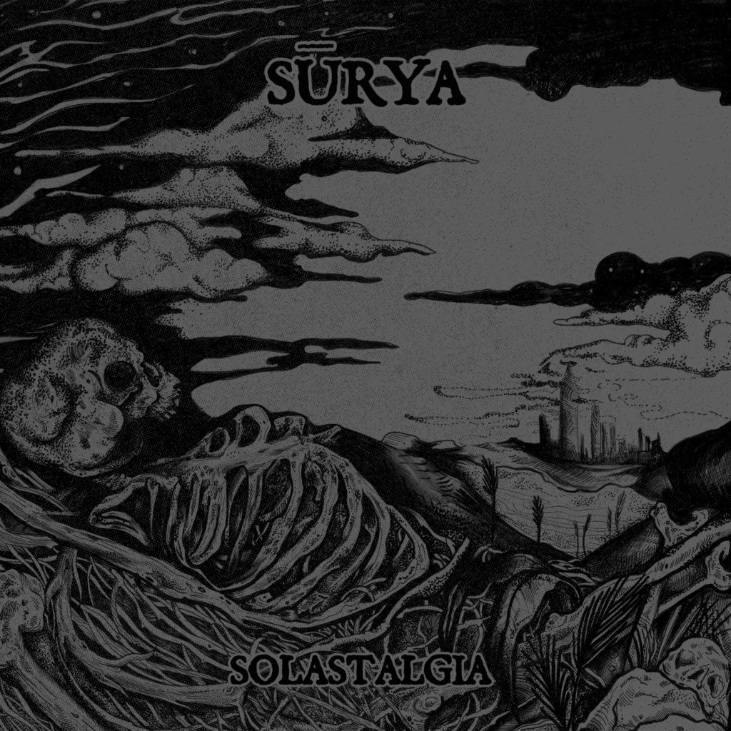 London's Sludge Unit SŪRYA Reveal Album Details